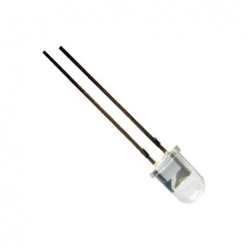 LED dioda transpar. crvena 5 mm