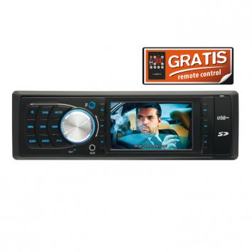 Auto radio sa video plejerom