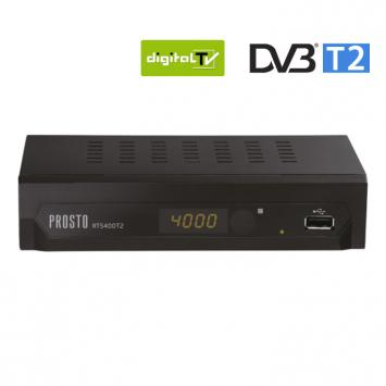 Digitalni DVB-T2 HD risiver