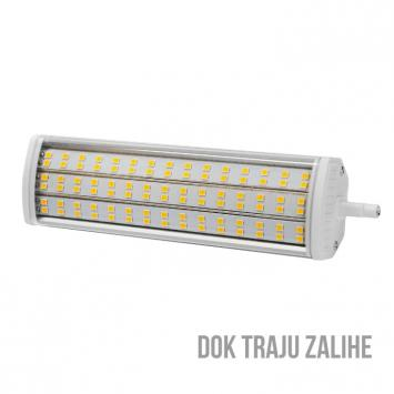 LED sijalica R7s 189mm toplo bela