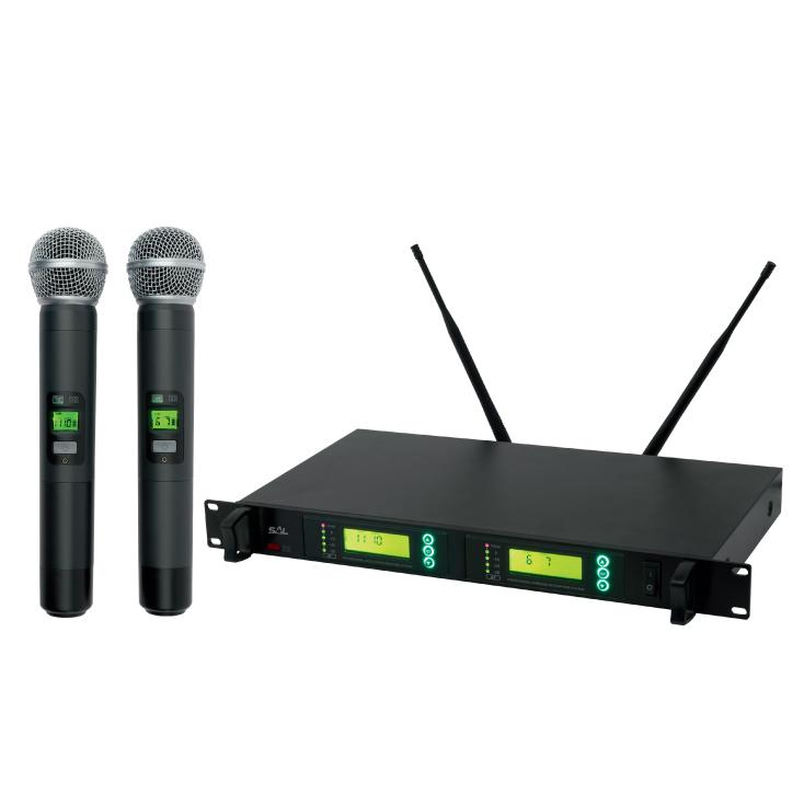 Bežični Set Mikrofona Elementa D O O