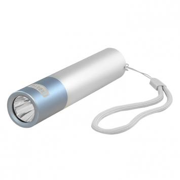2u1 LED baterijska lampa i power bank